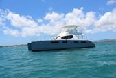 47 ft. Leopard 474 power catamaran Catamaran Boat Rental Miami Image 6