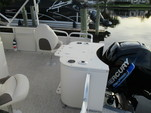 22 ft. Tahoe Pontoons 2385 Rear Fish Pontoon Boat Rental Palm Bay Image 1