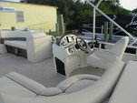 22 ft. Tahoe Pontoons 2385 Rear Fish Pontoon Boat Rental Palm Bay Image 2