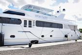 106 ft. Other Iron Lady Mega Yacht Boat Rental Miami Image 21