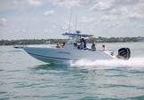 33 ft. Donzi Marine 35 ZF Open Center Console Boat Rental Sarasota Image 3
