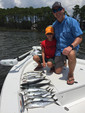 22 ft. Sportsman Boats Masters 227 w/F200XB Yamaha Center Console Boat Rental West FL Panhandle Image 5