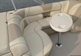 19 ft. Starcraft Marine EX 18 C Pontoon Boat Rental Tampa Image 3
