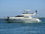 49 ft. Cranchi 48 Atlantique Cruiser Boat Rental Miami Image 16