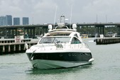 50 ft. Fairline Boats Targa 47 Cruiser Boat Rental Miami Image 3