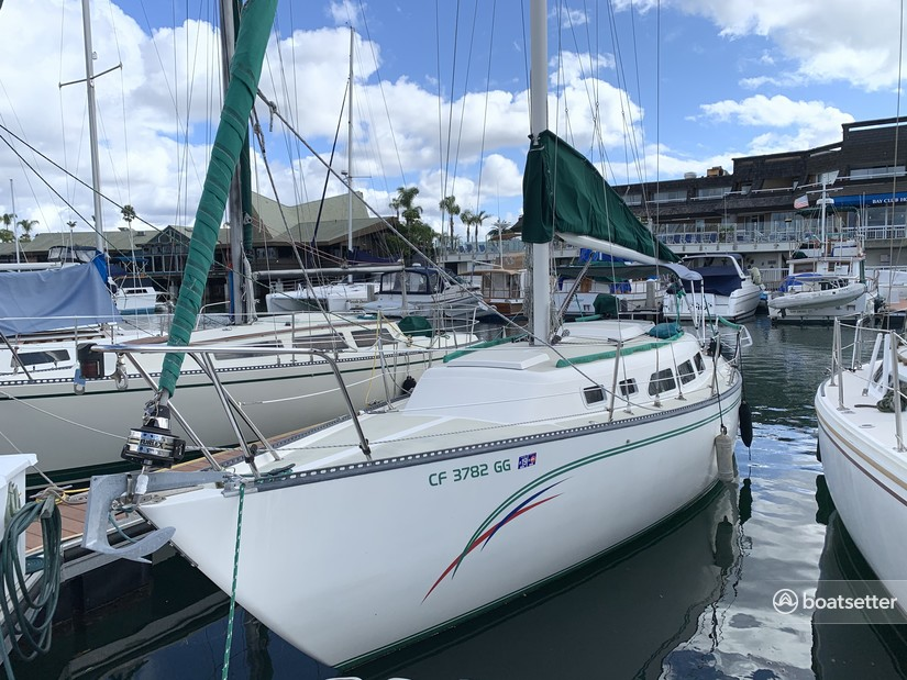 Rent a Ranger Boats (WA) sloop in San Diego, CA near me