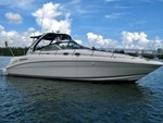 40 ft. Sea Ray Boats 360 Sundancer Cruiser Boat Rental Miami Image 1