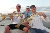 22 ft. panga marine boca grande Performance Fishing Boat Rental Fort Myers Image 3