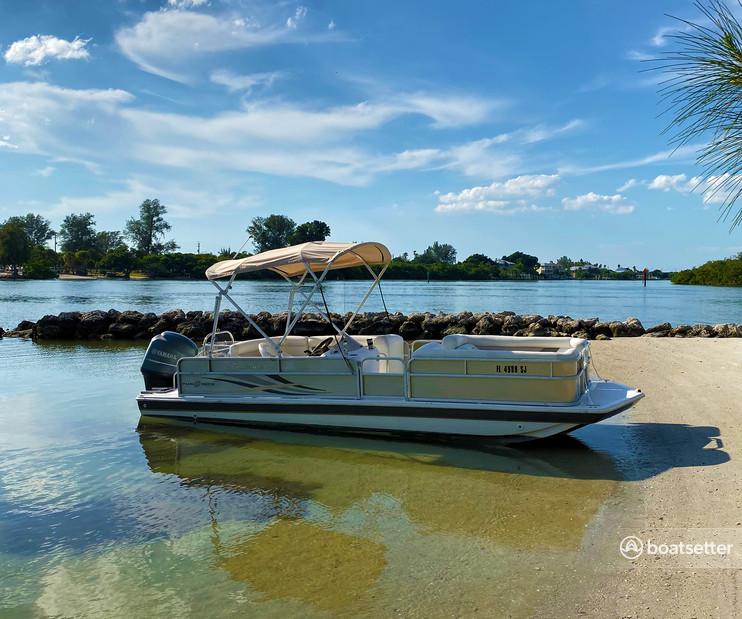 Rent a Hurricane Boats deck boat in Venice, FL near me