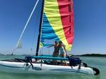17 ft. Hobie Cat Boats Hobie Getaway Catamaran Boat Rental Miami Image 1