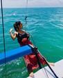 17 ft. Hobie Cat Boats Hobie Getaway Catamaran Boat Rental Miami Image 2