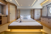 65 ft. Montecarlo 65' Motor Yacht Boat Rental Miami Image 3