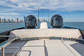 65 ft. Montecarlo 65' Motor Yacht Boat Rental Miami Image 9