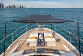65 ft. Montecarlo 65' Motor Yacht Boat Rental Miami Image 11