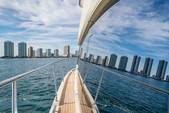 65 ft. Montecarlo 65' Motor Yacht Boat Rental Miami Image 14