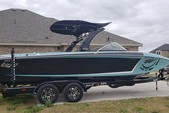 24 ft. Tige' Boats RZ4 Ski And Wakeboard Boat Rental Dallas-Fort Worth Image 3