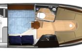 29 ft. Regal Boats 28 Express Cruiser Cruiser Boat Rental Miami Image 9