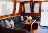 55 ft. Little Harbor/Hinckley 55 Flybridge Whisperjet Flybridge Boat Rental Fort Myers Image 5