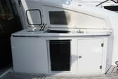82 ft. Predator Yachts Sunseeker Cruiser Boat Rental Miami Image 25
