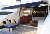 82 ft. Predator Yachts Sunseeker Cruiser Boat Rental Miami Image 26