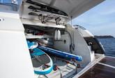 82 ft. Predator Yachts Sunseeker Cruiser Boat Rental Miami Image 28