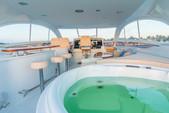 84 ft. Lazzara Marine 84 Motor Yacht Boat Rental Miami Image 1