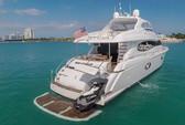 84 ft. Lazzara Marine 84 Motor Yacht Boat Rental Miami Image 11