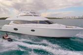 84 ft. Lazzara Marine 84 Motor Yacht Boat Rental Miami Image 19