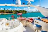 84 ft. Lazzara Marine 84 Motor Yacht Boat Rental Miami Image 29