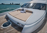 84 ft. Lazzara Marine 84 Motor Yacht Boat Rental Miami Image 30