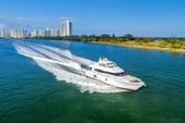 84 ft. Lazzara Marine 84 Motor Yacht Boat Rental Miami Image 31