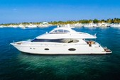 84 ft. Lazzara Marine 84 Motor Yacht Boat Rental Miami Image 32