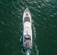 104 ft. 104 Johnson Motor Yacht Boat Rental Miami Image 1