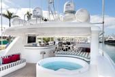 104 ft. 104 Johnson Motor Yacht Boat Rental Miami Image 3