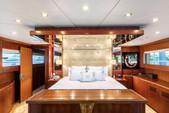 104 ft. 104 Johnson Motor Yacht Boat Rental Miami Image 4