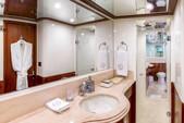 104 ft. 104 Johnson Motor Yacht Boat Rental Miami Image 8