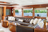 104 ft. 104 Johnson Motor Yacht Boat Rental Miami Image 24