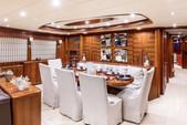 104 ft. 104 Johnson Motor Yacht Boat Rental Miami Image 29