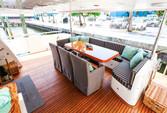 104 ft. 104 Johnson Motor Yacht Boat Rental Miami Image 31