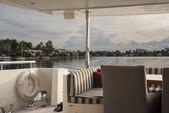 104 ft. 104 Johnson Motor Yacht Boat Rental Miami Image 32
