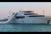 104 ft. 104 Johnson Motor Yacht Boat Rental Miami Image 34