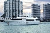 104 ft. 104 Johnson Motor Yacht Boat Rental Miami Image 36