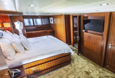 104 ft. 104 Johnson Motor Yacht Boat Rental Miami Image 39