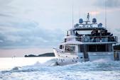 104 ft. 104 Johnson Motor Yacht Boat Rental Miami Image 44