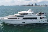 104 ft. 104 Johnson Motor Yacht Boat Rental Miami Image 45