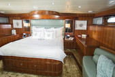 104 ft. 104 Johnson Motor Yacht Boat Rental Miami Image 46