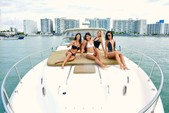 45 ft. Sea Ray Boats 450 Sundancer Cruiser Boat Rental Miami Image 2