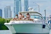45 ft. Sea Ray Boats 450 Sundancer Cruiser Boat Rental Miami Image 4