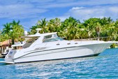 45 ft. Sea Ray Boats 450 Sundancer Cruiser Boat Rental Miami Image 8