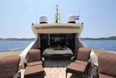 85 ft. Tech Boats Rosie Motor Yacht Boat Rental Miami Image 1